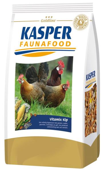 Kasper Faunafood Goldline Vitamix Kip <br>3 kg