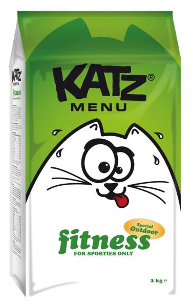 Katz Menu kattenvoer Fitness 2 kg