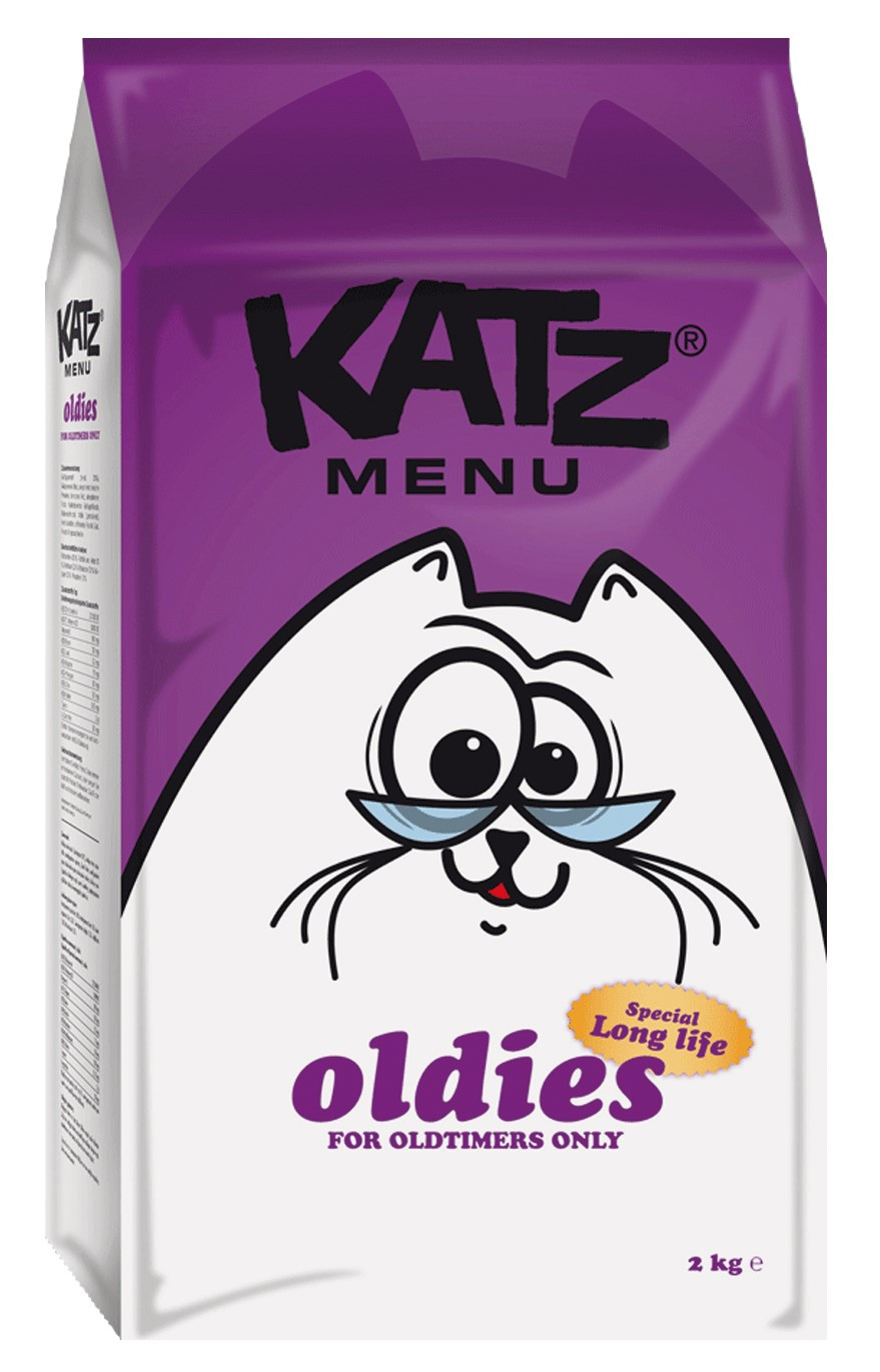 Katz Menu kattenvoer Oldies 2 kg