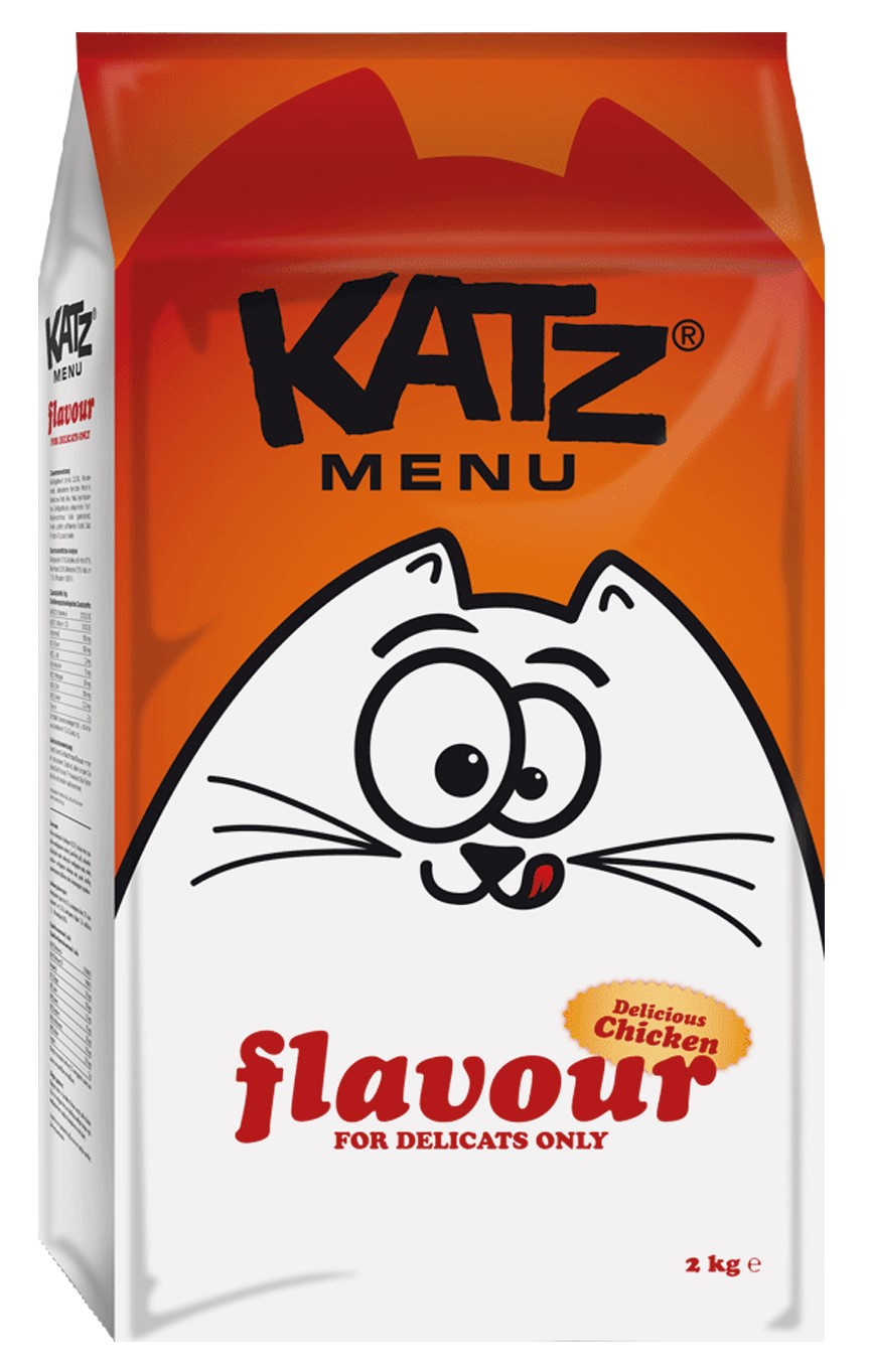 Katz Menu kattenvoer Flavour 2 kg
