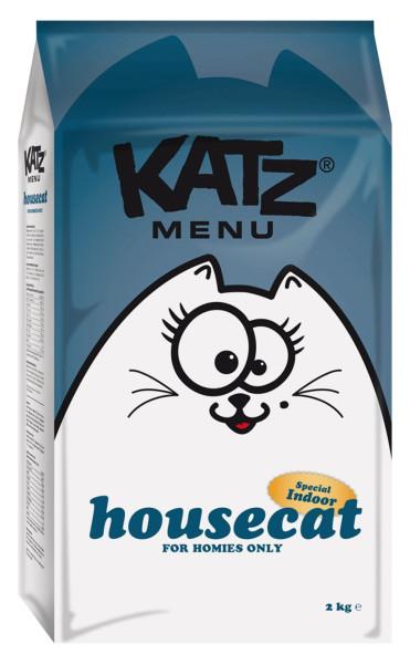 Katz Menu kattenvoer Housecat 2 kg