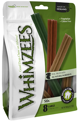 WHIMZEES stix L 8 st