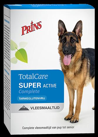 Prins hondenvoer TotalCare Super Active Complete 10 kg