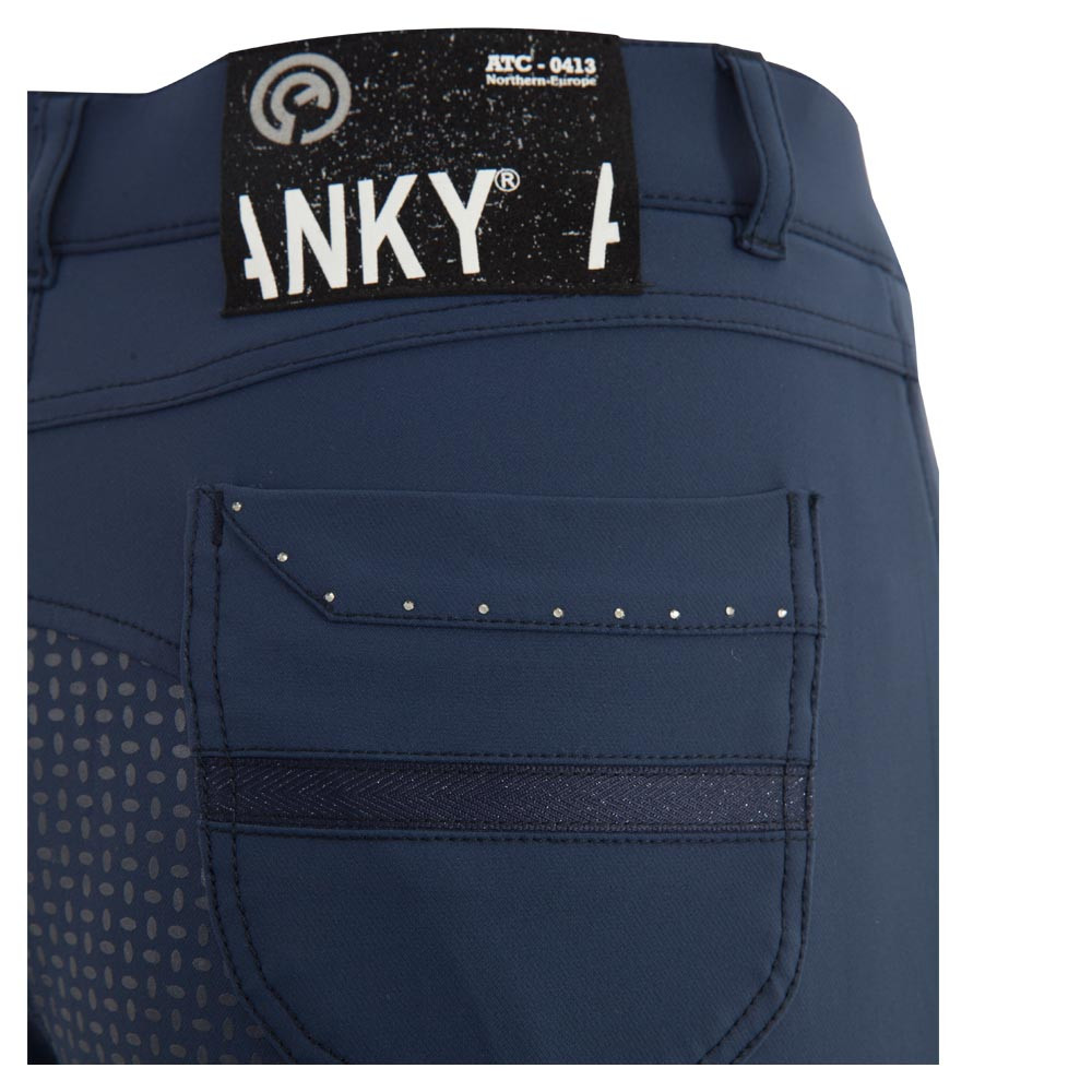 ANKY kinderrijbroek Mystic XR182301 blue bird