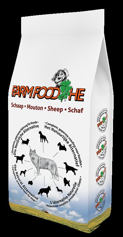 Farm Food hondenvoer HE Schaap 12 kg