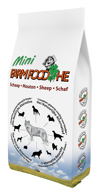 Farm Food hondenvoer HE Schaap Mini 4 kg