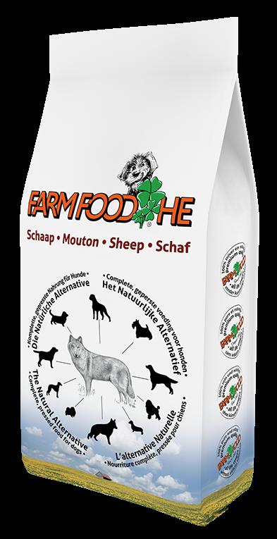 Farm Food hondenvoer HE Schaap 4 kg