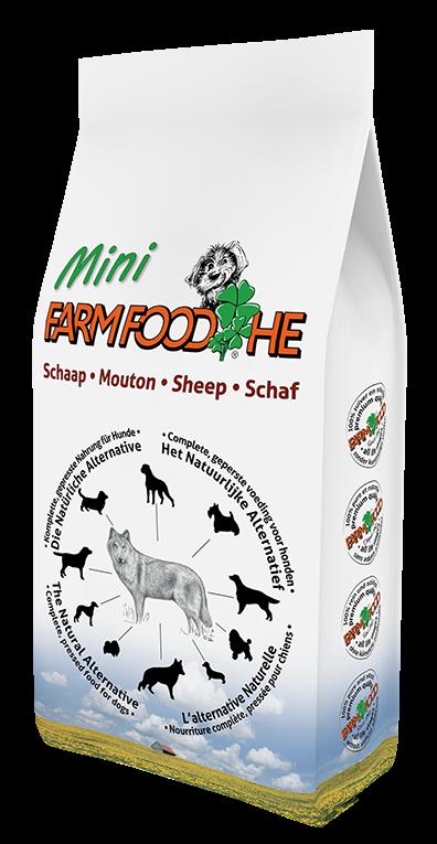 Farm Food hondenvoer HE Schaap Mini 2 kg