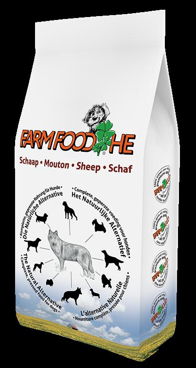 Farm Food hondenvoer HE Schaap 2 kg