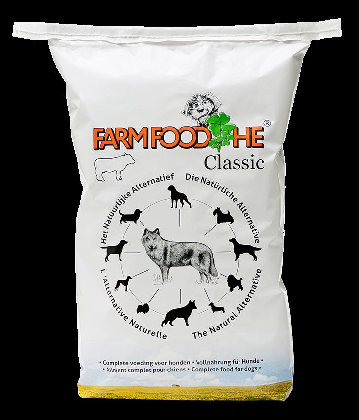 Farm Food hondenvoer HE Classic 15 kg