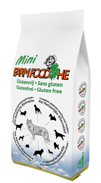 Farm Food hondenvoer HE Glutenvrij Mini 4 kg