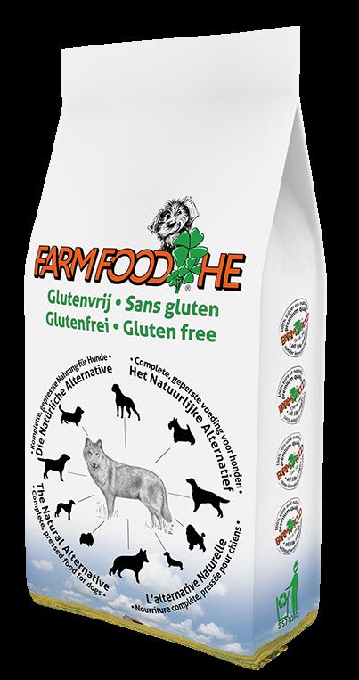 Farm Food hondenvoer HE Glutenvrij 2 kg