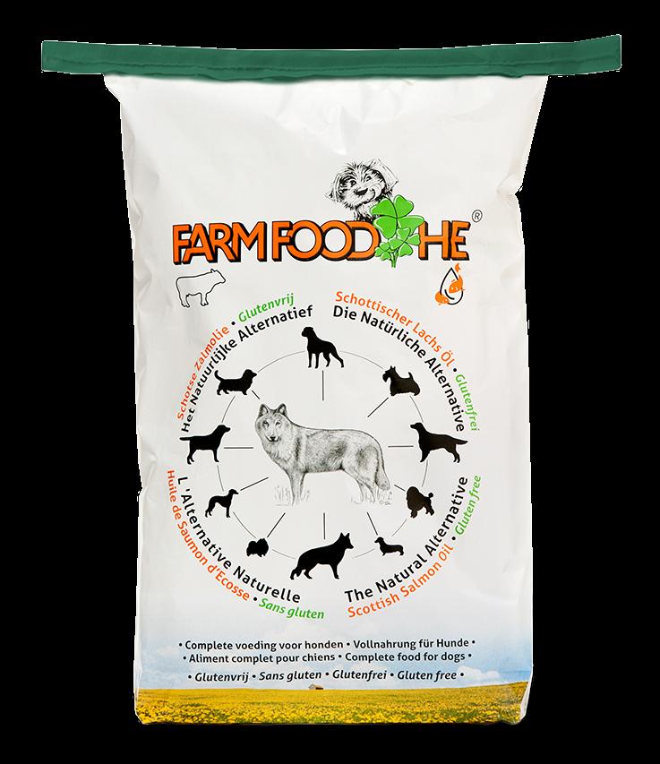 Farm Food hondenvoer HE Glutenvrij 15 kg