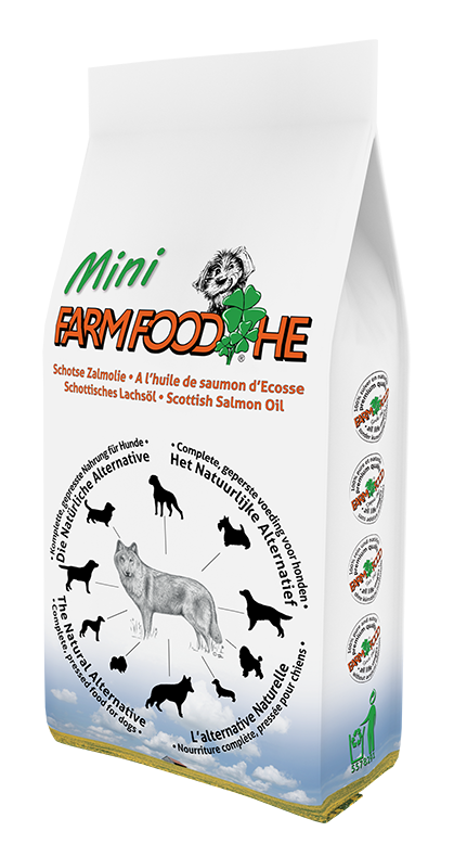 Farm Food hondenvoer HE Zalmolie Mini 4 kg