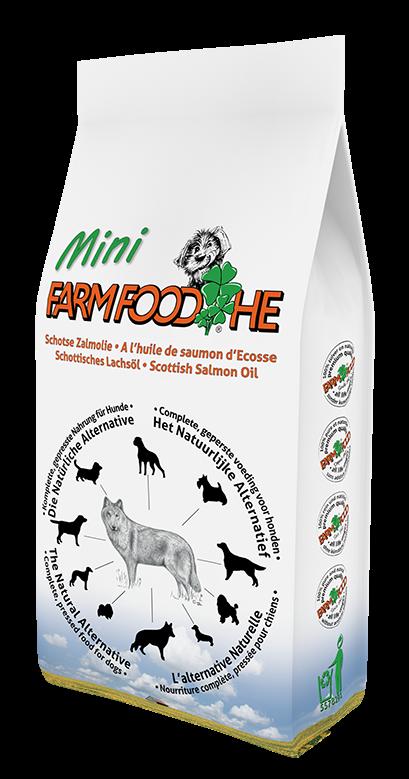 Farm Food hondenvoer HE Zalmolie Mini 2 kg