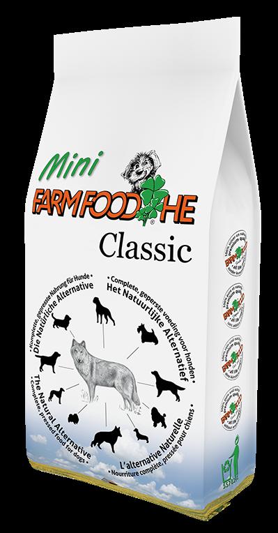 Farm Food hondenvoer HE Classic Mini 4 kg