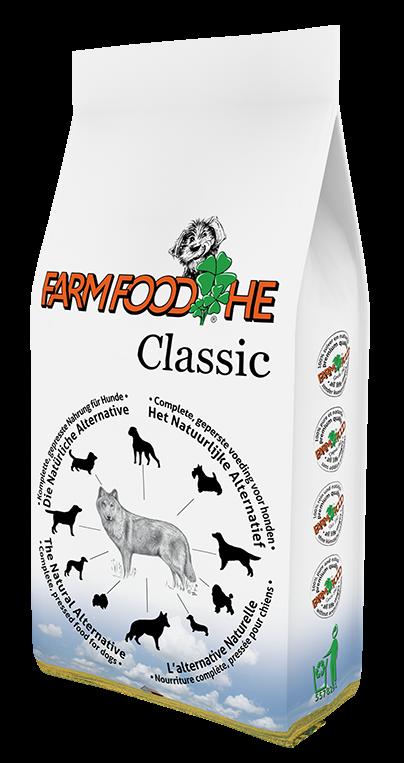 Farm Food hondenvoer HE Classic 4 kg