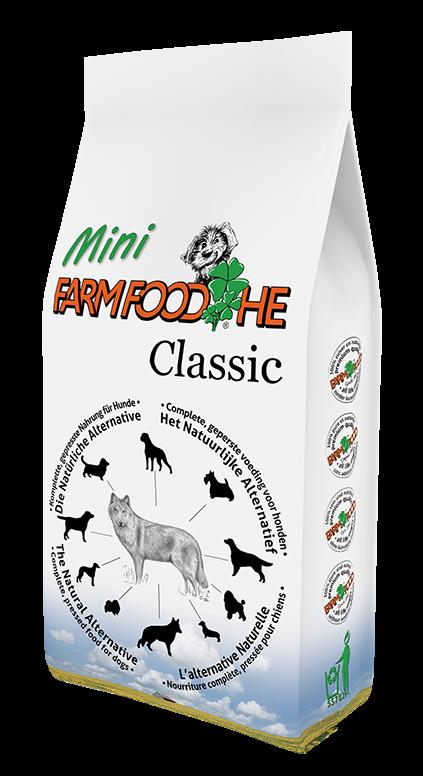 Farm Food hondenvoer HE Classic Mini 2 kg