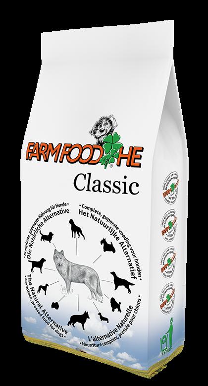 Farm Food hondenvoer HE Classic 2 kg