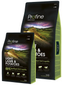 411511 Profine Dog light lamb & potatoes 15kg+3.jpg