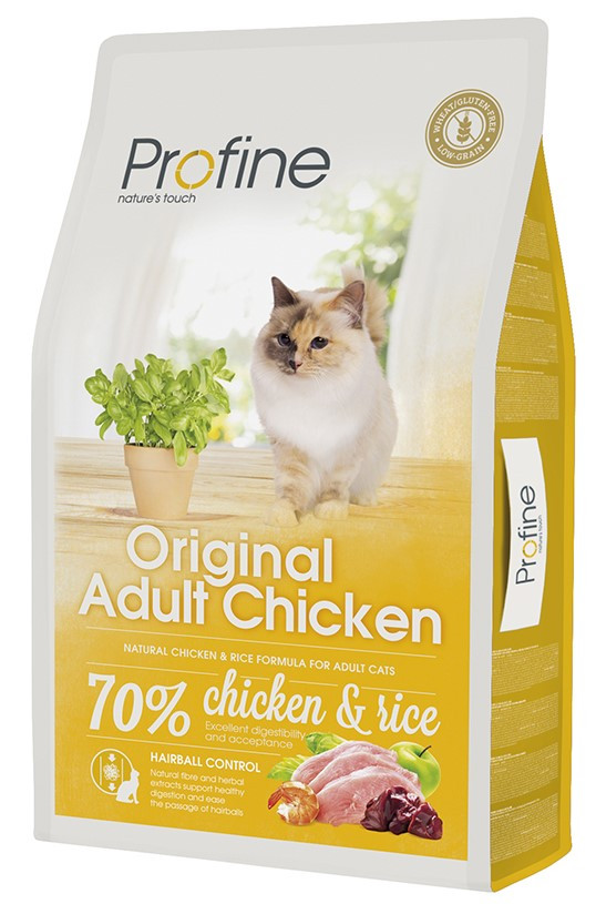 Profine kattenvoer Original Adult Chicken 10 kg