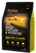 410305 Profine Dog adult chicken & potatoes 3kg.jpg