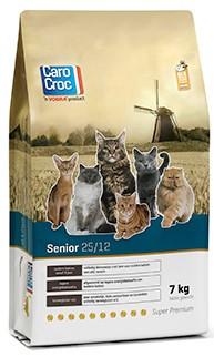 CaroCroc kattenvoer Senior 7 kg