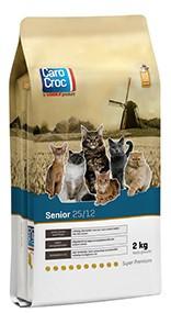 CaroCroc kattenvoer Senior Cat 2 kg