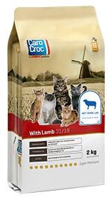 CaroCroc kattenvoer With Lamb 2 kg