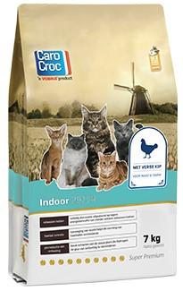 CaroCroc kattenvoer Indoor 7 kg