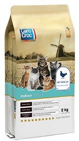 CaroCroc kattenvoer Indoor 2 kg