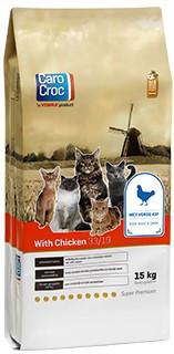 CaroCroc kattenvoer with Chicken 15 kg