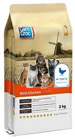 CaroCroc kattenvoer with Chicken 2 kg