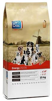CaroCroc hondenvoer Energy 15 kg