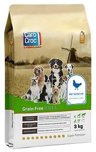 CaroCroc hondenvoer Grain Free 3 kg