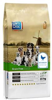CaroCroc hondenvoer Grain Free 15 kg