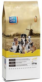 CaroCroc hondenvoer Low Energy 15 kg