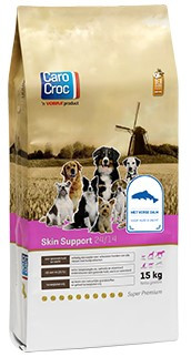 CaroCroc hondenvoer Skin Support 15 kg