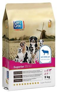 CaroCroc hondenvoer Superior 3 kg