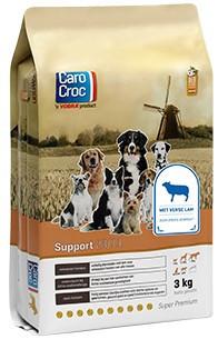 CaroCroc hondenvoer Support 3 kg