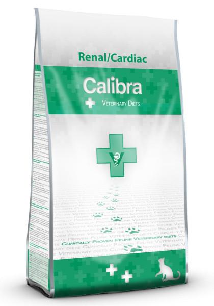 Calibra Cat Veterinary Diets Renal/Cardiac<br>1,5 kg