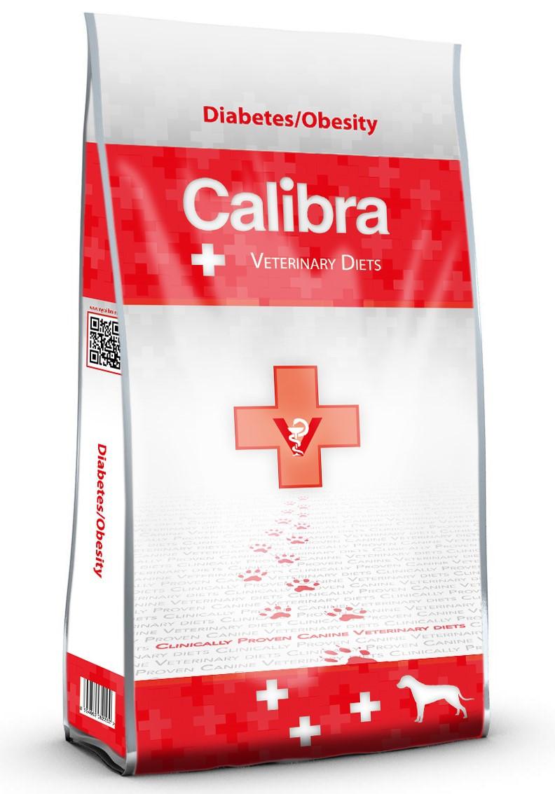 Calibra Dog Veterinary Diets Diabetes/Obesity 2 kg
