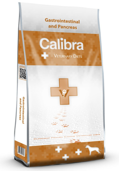 Calibra Dog Veterinary Diets Gastrointestinal/ Pancreas 2 kg