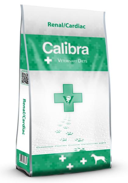 Calibra Dog Veterinary Diets Renal/Cardiac<br>2 kg