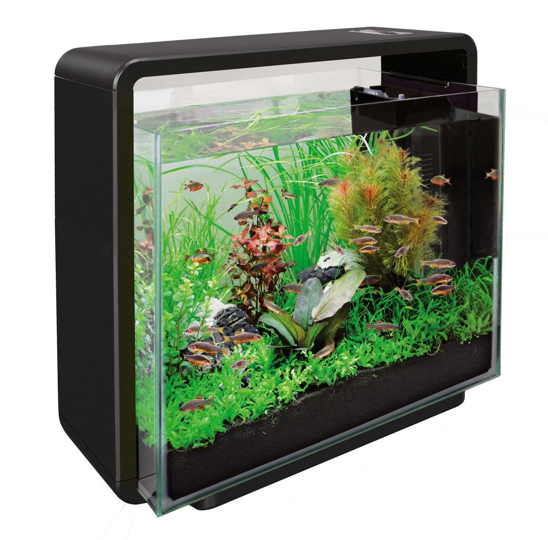 SuperFish aquarium Home 40 zwart