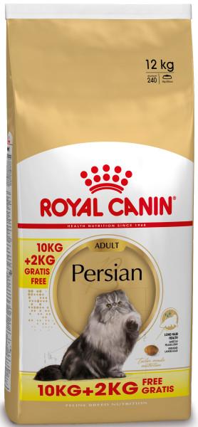 10 + 2 kg Royal Canin kattenvoer Persian Adult