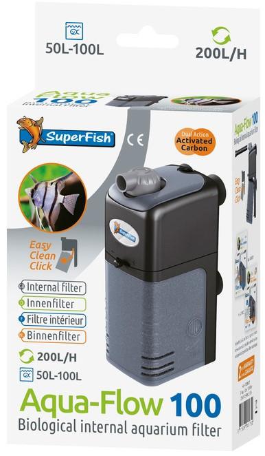 SuperFish binnenfilter Aqua-Flow 100