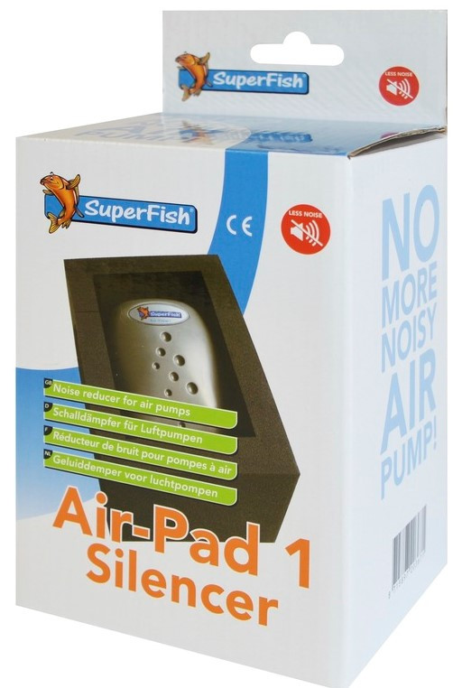 SuperFish Air-Pad 1 Silencer