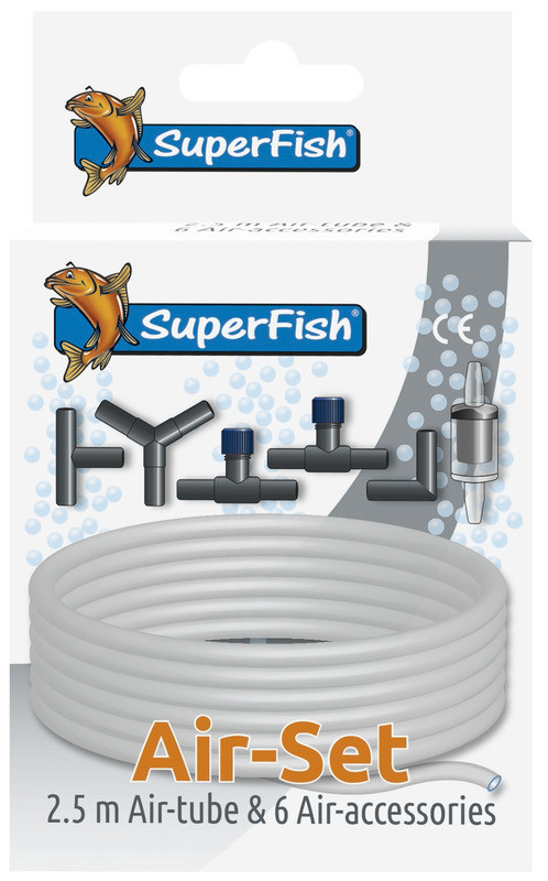 SuperFish Air-Set