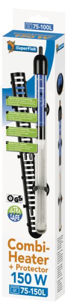 SuperFish GS <br>Combi-Heater 150 watt